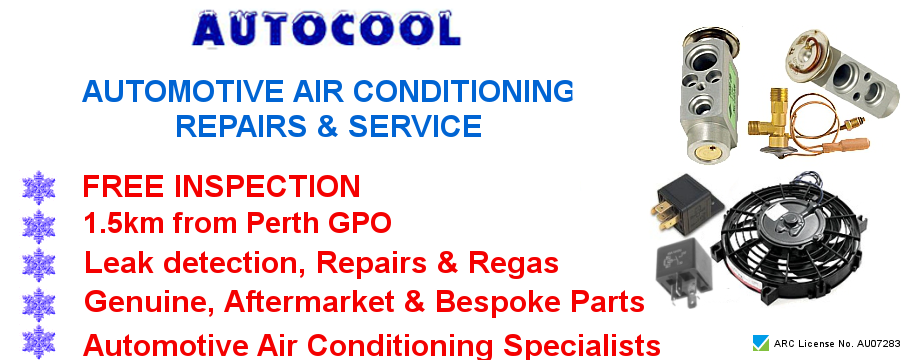 Auto Cool Components